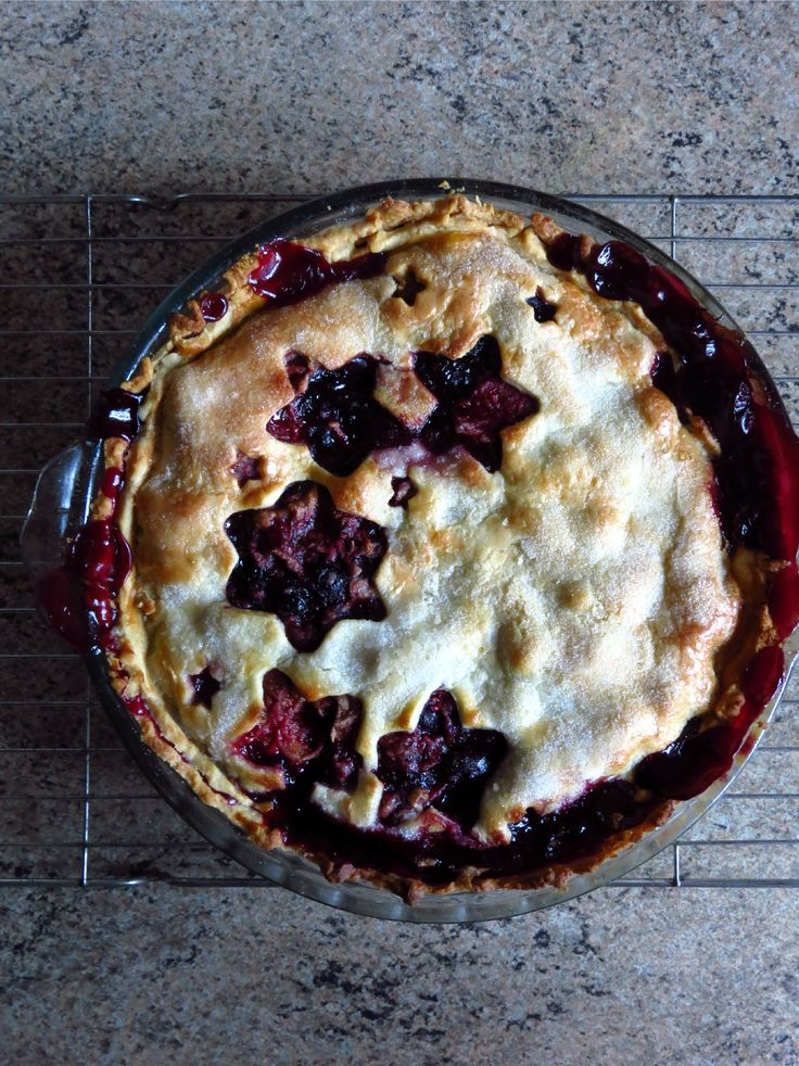 Appleberry Pie   Add More Butter