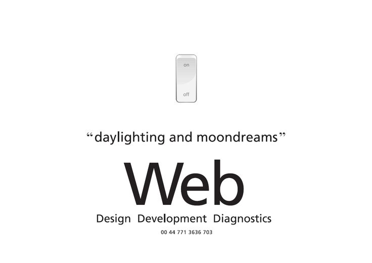 Io Web - Design Development Diagnostics - Thoughtful construction to tease the synapses. Take a second look.