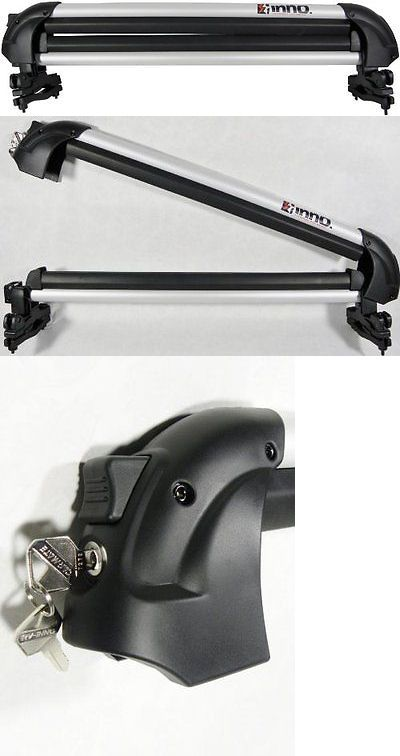 Racks and Carriers 21231: Inno Gravity Ski And Snowboard Roof Rack BUY IT NOW ONLY: $153.22