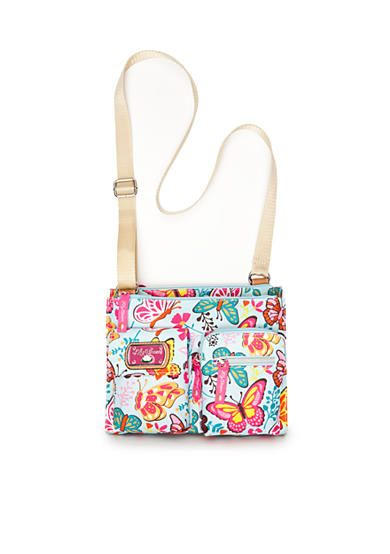 Lily Bloom Regina Crossbody Bag