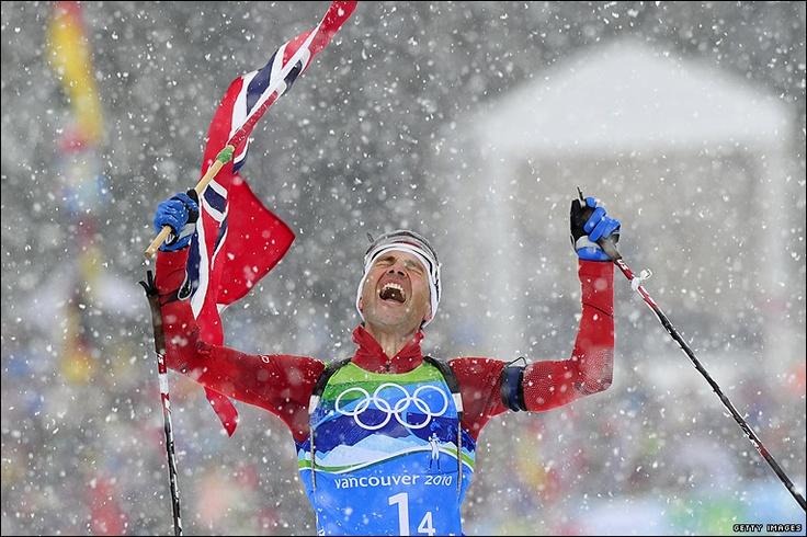 Ole Einar Bjoerndalen (NOR)