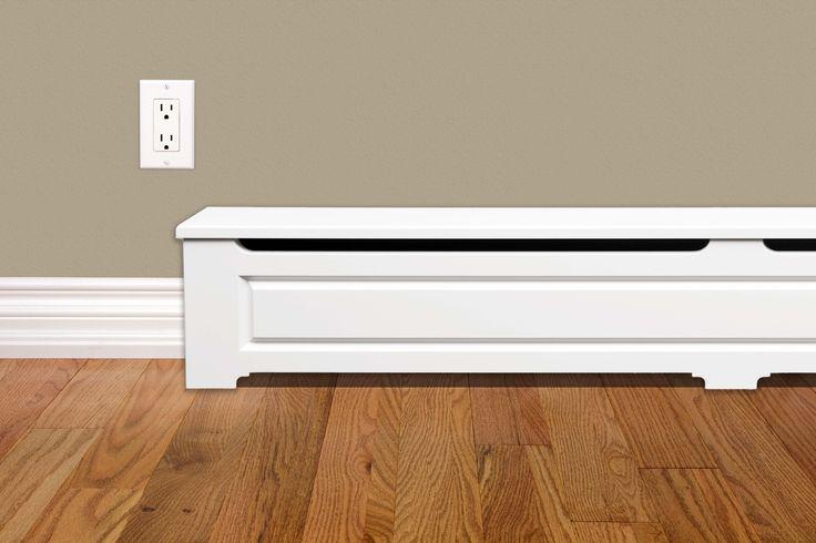 150 best baseboard covers images on pinterest. Black Bedroom Furniture Sets. Home Design Ideas