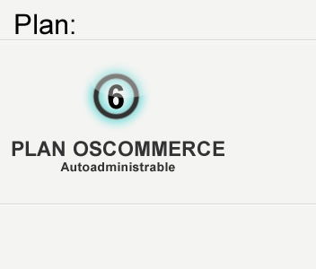 PLAN OSCOMMERCE AUTOADMINISTRABLE    http://www.supaginagratis.com.ar/plan-oscommerce-autoadministrable/