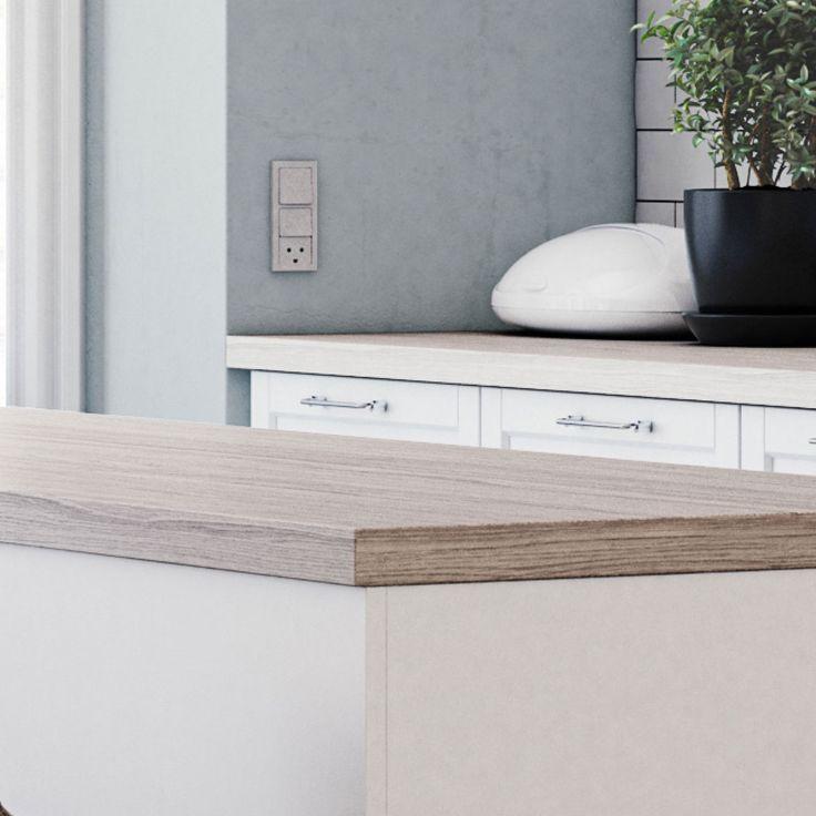 Met Vista van Kvik heb je zowel een tijdloze als eigentijdse keuken met volop mogelijkheden om je eigen stempel op het design en de inrichting te drukken.