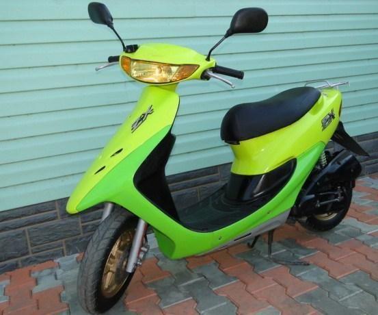 Продается мопед. Honda Dio AF-35 ZX. Без пробега по РФ. - Honda Dio AF-35 ZX(II) - Продажа мопедов в Кемерово
