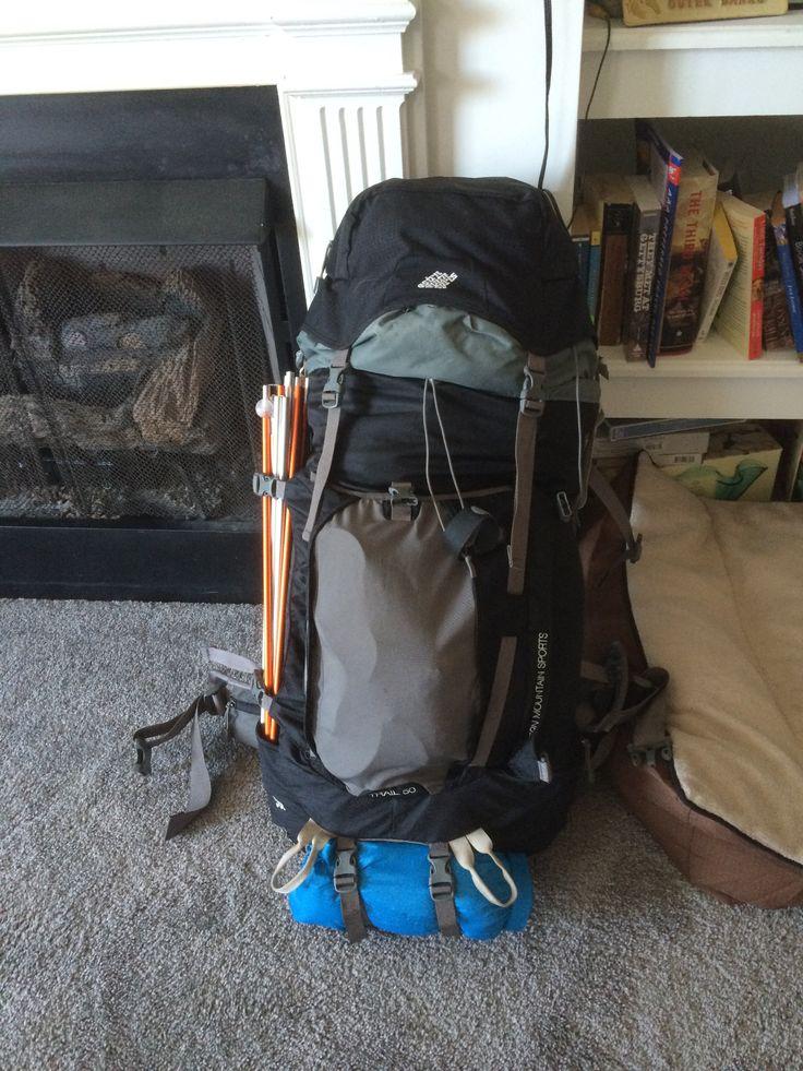A 2014 Thru-Hiker's Before & After Appalachian Trail Gear List