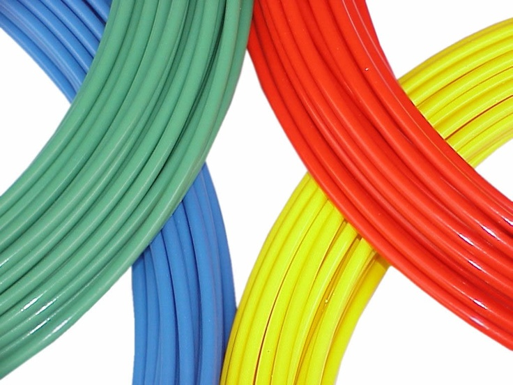 Best part of PTFE tubes are its flexibility and lubricating properties.