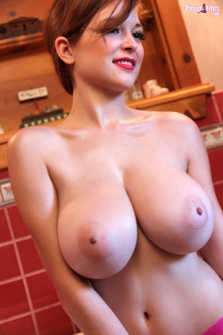 Lady Big Naked Tits With
