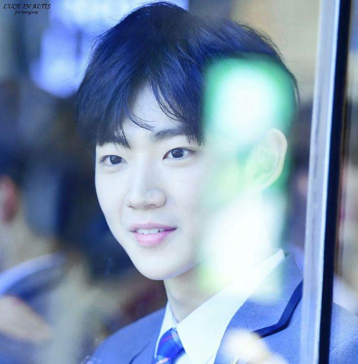 AHN HYEONG SEOP | Yue Hua Entertainment | Produce 101 - Season 2