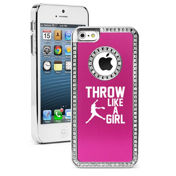 For Apple iPhone 4 4s 5 5s 5c 6 4.7 6 Plus Rhinestone by Daylors - Sara? $14.99