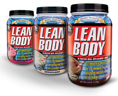 LEAN BODY - Contains 35 grams of high-grade LeanPro® Protein; Recognized across North America for its #1 taste; Includes a proprietary dietary fiber mix to help suppress appetite; Contains no maltodextrin, artificial colors, preservatives, or trans fats. Tastes just like a McD's strawberry shake!