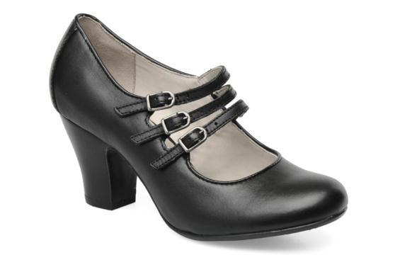 Zapatos de tacón Hush Puppies Lonna Mary Jane vista 3/4 85.90€