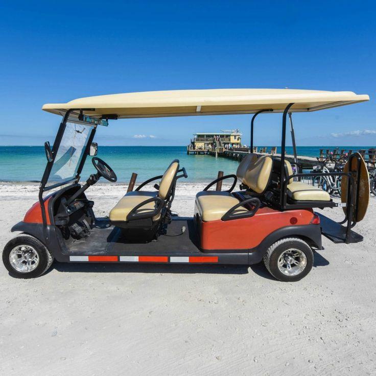 Golf cart 6 passenger anna maria island golf carts