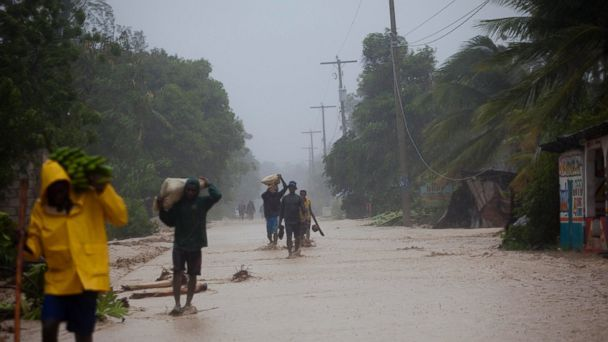 Haiti Tropical Weather