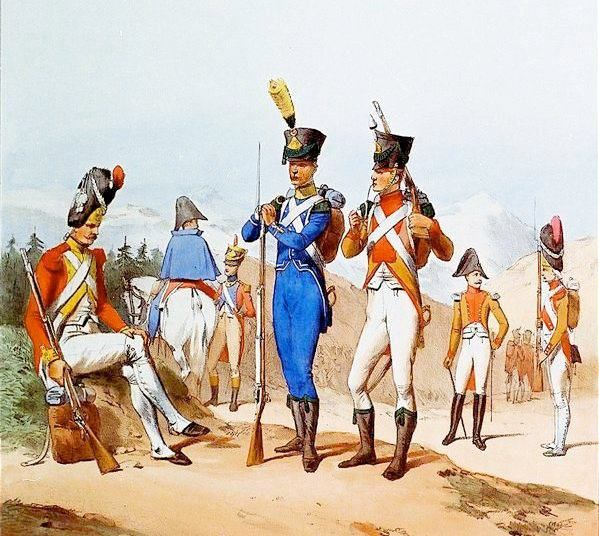 Napoleonic: A Collection Of Other Ideas