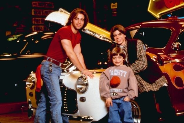 Brotherly Love | The 33 Best Forgotten Teen Shows Of The '90s