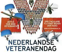 Nederlandse Veteranendag    27-06-2015