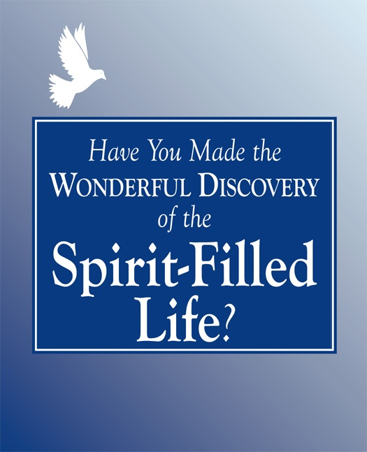 Every Christian needs to understand the principles in this booklet. Discover the reality of the spirit-filled life. This booklet helps you explain to others how to enter into a life controlled and empowered by the Holy Spirit and how to live in moment-by-moment dependence on Him.