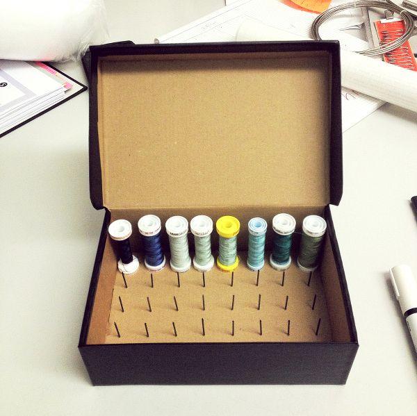 5 praktische DIYs für die Aufbewahrung deiner Bastelsachen Ikea Hacks & Pimps BLOG  New Swedish Design