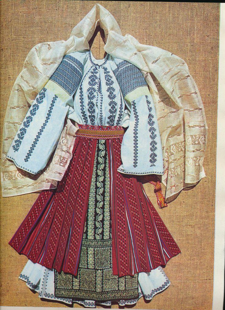 Costum popular Oltenia
