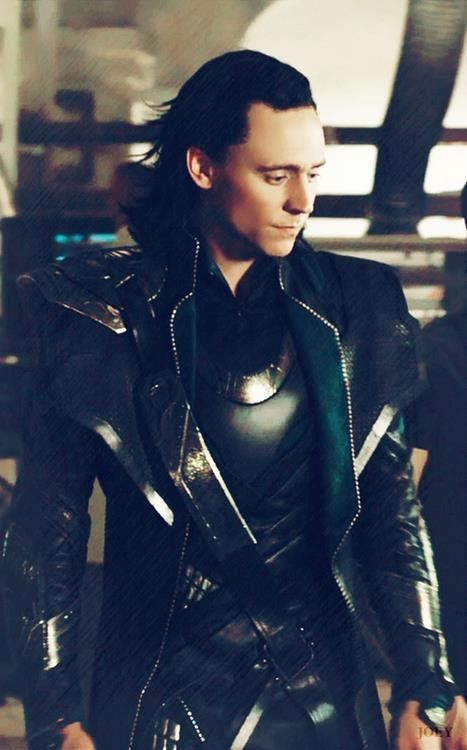 I'd be lying if I said some of this Loki didn't inform my decisions on that other Loki.
