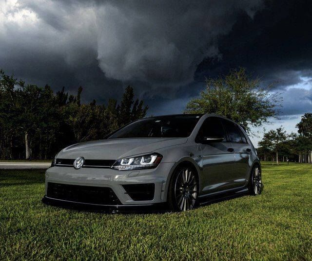 Storm Golfr Gti Vw Mk7 Wheel Stance Euro Vwvortex Decals Https Buff Ly 2pc7tfx Bmw Volkswagen Car Volkswagen