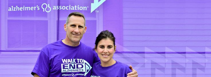 JOIN US today! Create a team and start Fundraising now! -Alzheimer's Association