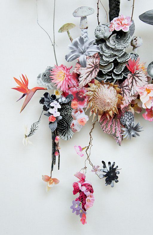 Floral Installation / Hanging Florals