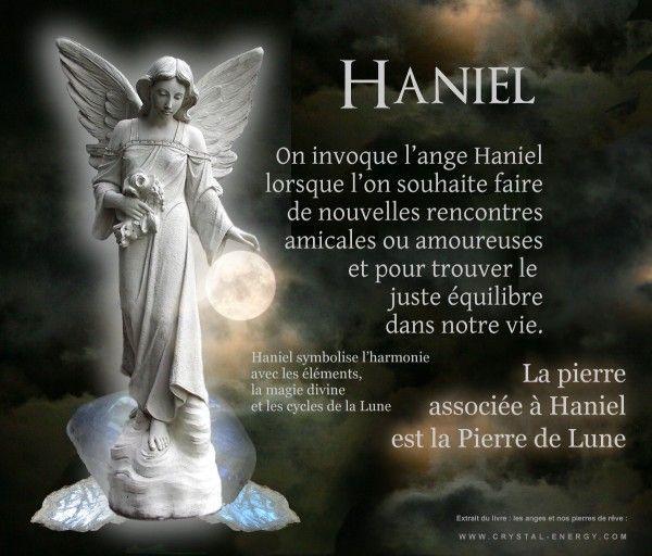 ange Haniel pierre de lune