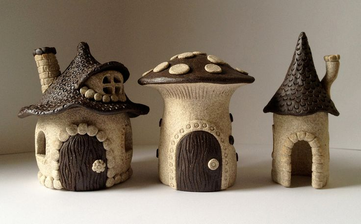 every garden needs a fairy house!