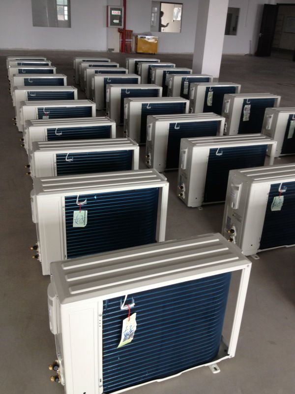 2015 NEW product 18000BTU hybrid solar air conditioner innovative energy saving products.