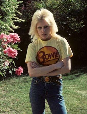 Cherie Currie!