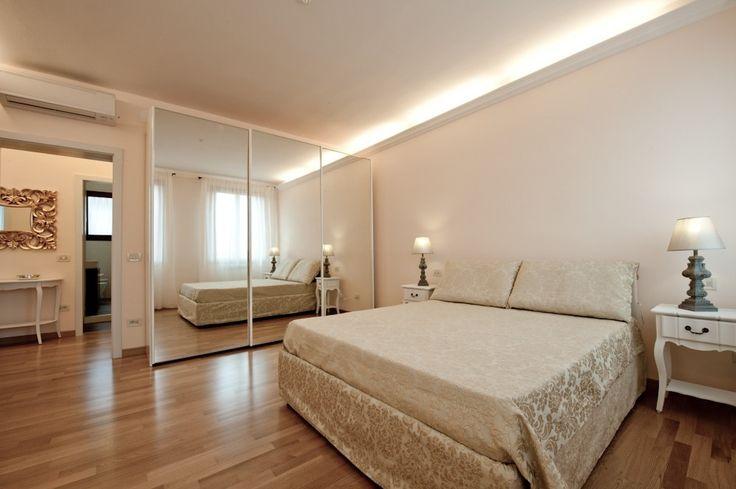 La seconda grande camera da letto doppia