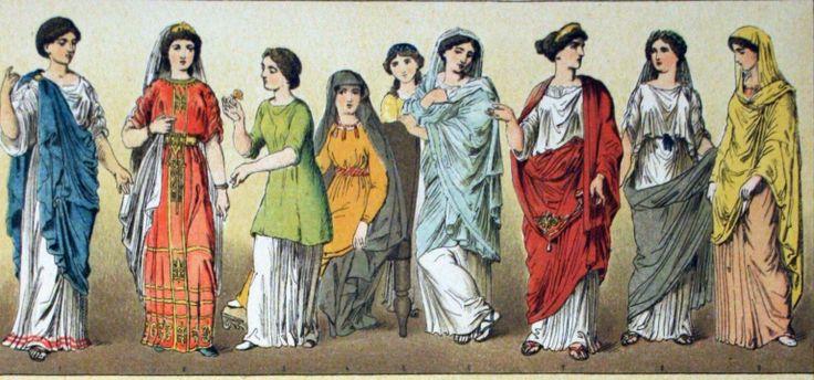 Moda contemporanea tra le donne romane [Prima puntata]