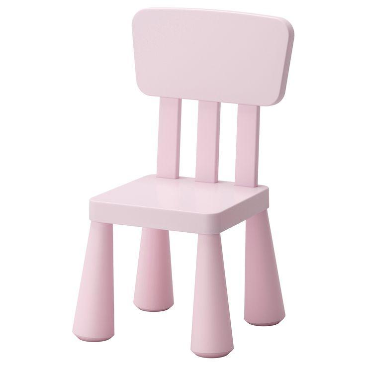 MAMMUT Kinderstoel, Lichtroze Binnen/buiten, Lichtroze