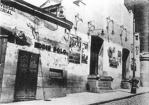 17 best images about madrid antiguo cines teatros on pinterest bristol san vicente and - Cines gran casa cartelera ...