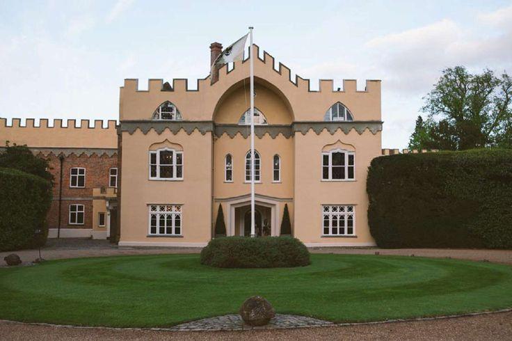 Hampden House, a beautiful wedding venue in Buckinghamshire