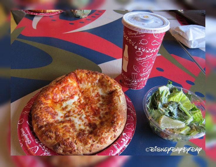 Disney Pizza