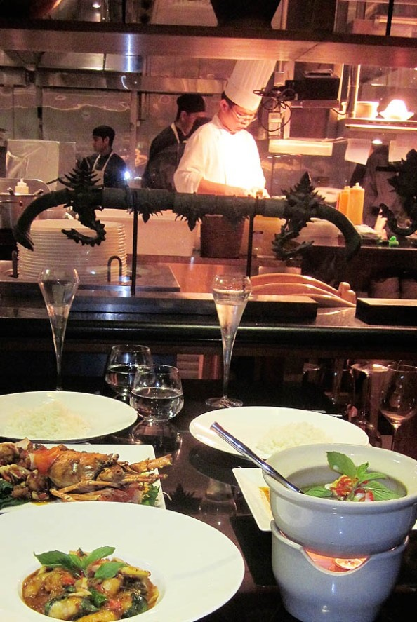 Chef's Table At Thiptara | And A Romantic Dinner Invite From The Palace Downtown!