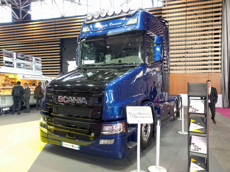 What is your opinion on this french nextgen bonneted Scania?
