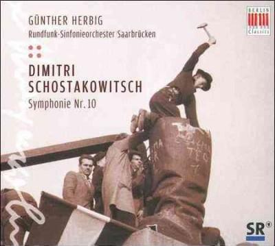 Rundfunk-Sinfonieorchester Saarbrucken - Shostakovich: Symphony No. 10