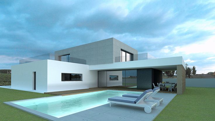 modern family house ZS