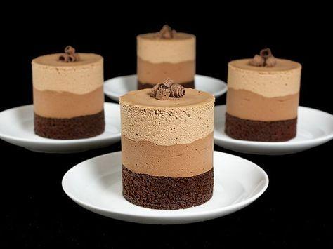 Рецепт чизкейка «Три шоколада»: фото, приготовление чизкейка без выпечки