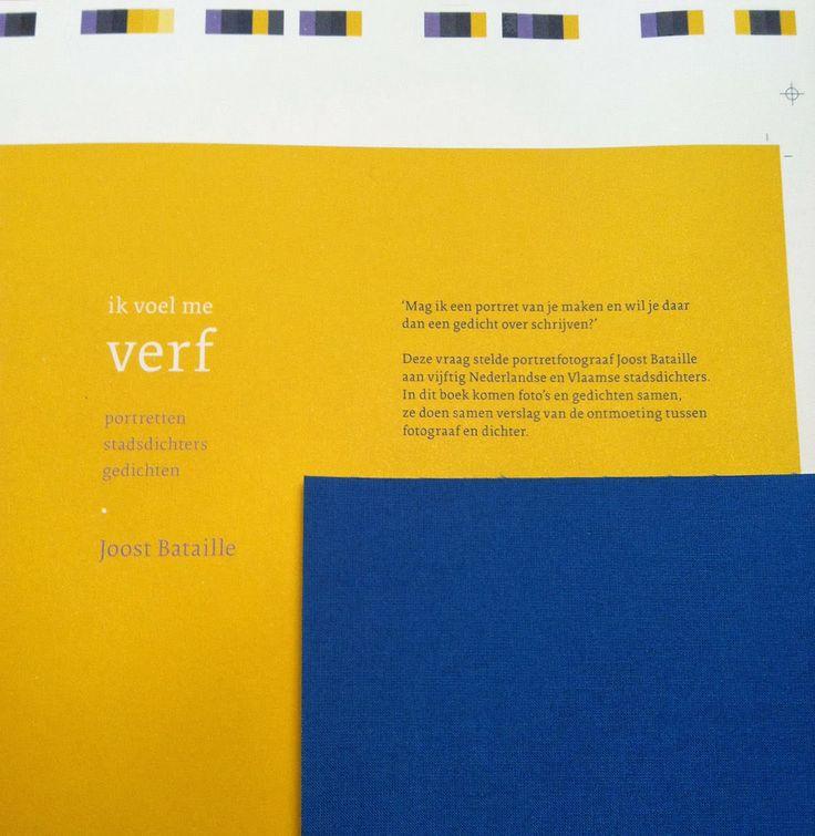 'Ik voel me verf' fotografie Joost Bataille 50 gedichten van Nederlandse en Vlaamse stadsdichters Keper ontwerp blog