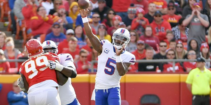 awesome Buffalo Bills top Kansas City Chiefs 16-10 as defense shuts down Alex Smith