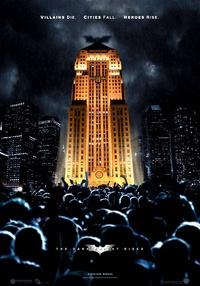 The Dark Knight Rises Amazing Poster