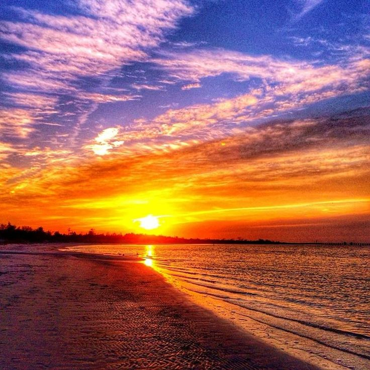 Island Beach Sunset: 34 Best Long Island Beaches Images On Pinterest