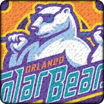 The Orlando Solar Bears hockey team is the ECHL affiliate of the NHL's Toronto Maple Leafs and play their home games at Amway Center in downtown Orlando.