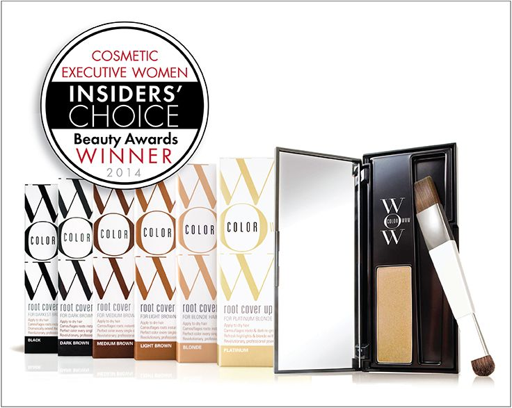 @colorwowhair won the 2014 Cosmetic Executive Insiders' Choice Award for Best Root Cover Up. - $34.50