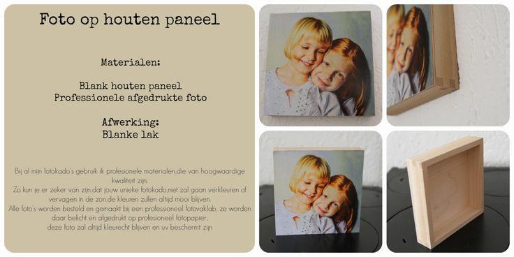 Jou bijzondere foto op hout - Houten paneel -muurdecoratie-huisdecoratie foto kado-huwelijk-geboorte-handgemaakt door PhotoWithHeart op Etsy